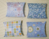 Set of 4 Pillow Boxes