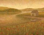 Lakeland Meadows II, Original Landscape Painting