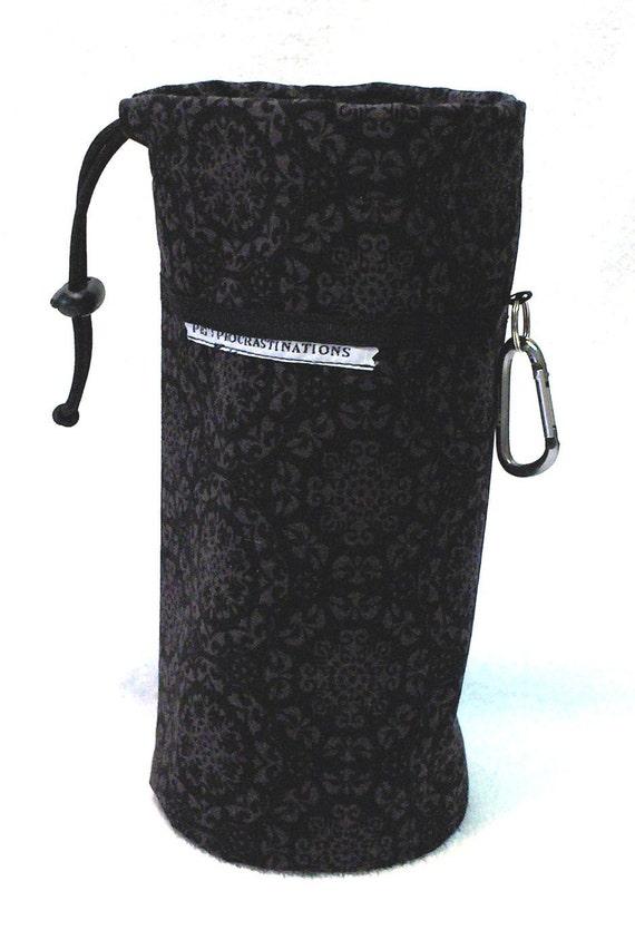 Geeky Goth Spindle Bag
