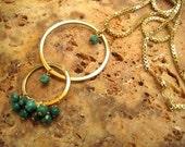 Bohemian Dangle Necklace