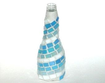 Winter's Glimmers, Mosaic Bottle