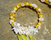 Yellow Head Wreath