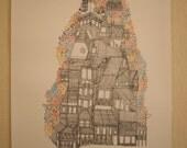 House Custom Prints 1-4