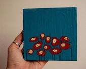 poppies - original work of art