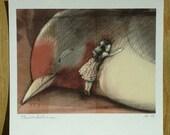 Thumbelina Print