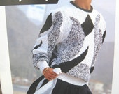 Knitting Patterns Magazine Using Capri Yarn by Wendy Womens Sizes