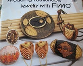 Vintage Fimo Clay Project Booklet for Jewelry