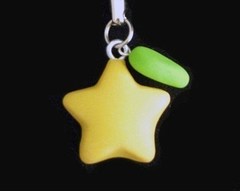Star Papou Fruit Kingdom Hearts Keychain