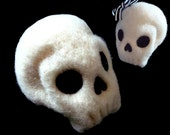Skulls Needle Felting Kit