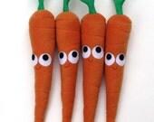 Carrot - Plush Food