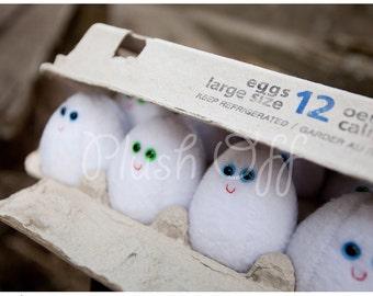 Dozen Eggs Postcard - 2011 Edition