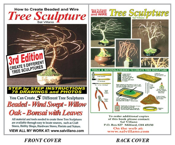 How to Create Beaded and  Wire Trees,  DOWNLOAD BOOK -