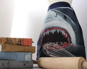 Shark Week - Use Me & Abuse Me T-Shirt Aprons