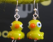 Duck Friend Earrings