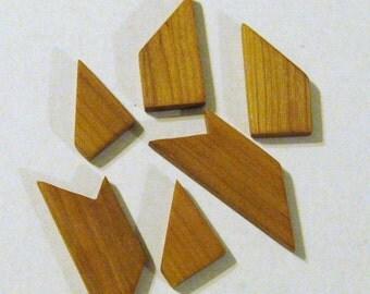 Brainteaser Six Piece Letter H Puzzle