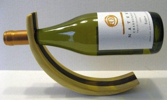 Wine Bottle Holder Amazing Balancing