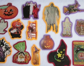 Halloween Felt Board Story Set