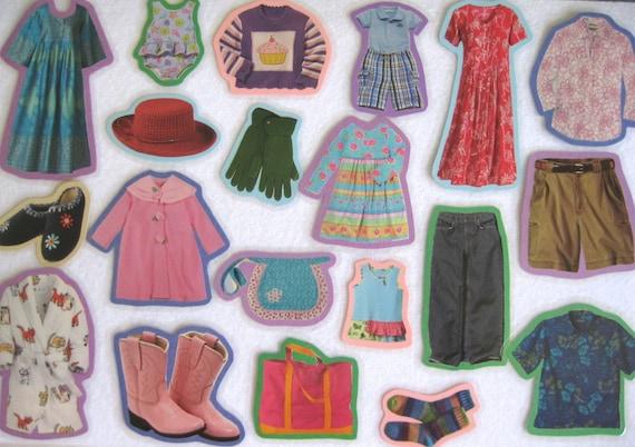 Felt Board Set, Clothing and Fashion, Dress Up