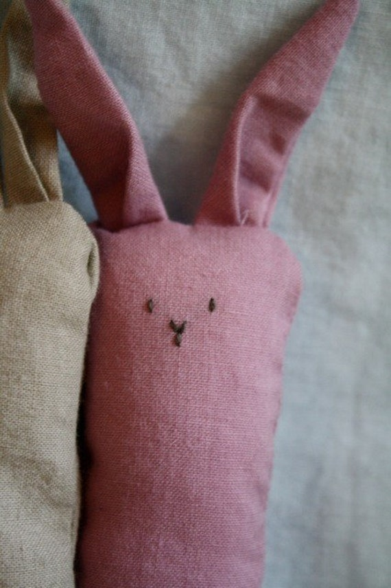 Little Friends - Soft Bunny Pair