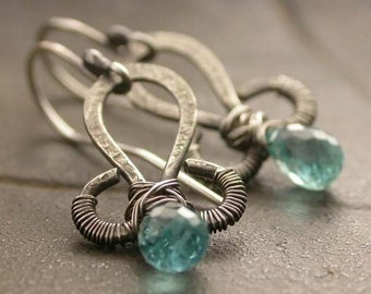 TUTORIAL - Wire Wrapped Dangling Diva 3-Tier Earrings - Instant Download
