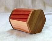 Wooden Shaker - English Walnut