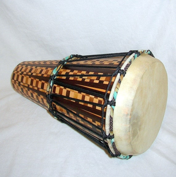 Mosaic Ashiko Drum