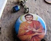 Buddha Locket, Buddha Necklace