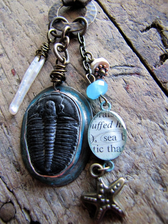 Of the Sea Talisman Necklace