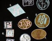 RESERVE FOR KASHBEE........Custom Embroidered Label