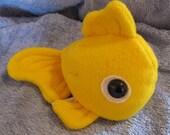 Guppy the Goldfish - Plush Toy