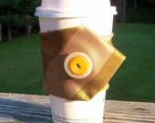 Necktie Coffee Cup Sleeve