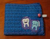 brush your teeth wallet
