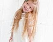 Lace Mod Mini Dress - Ivory, Plum, and Black  - S, M, L