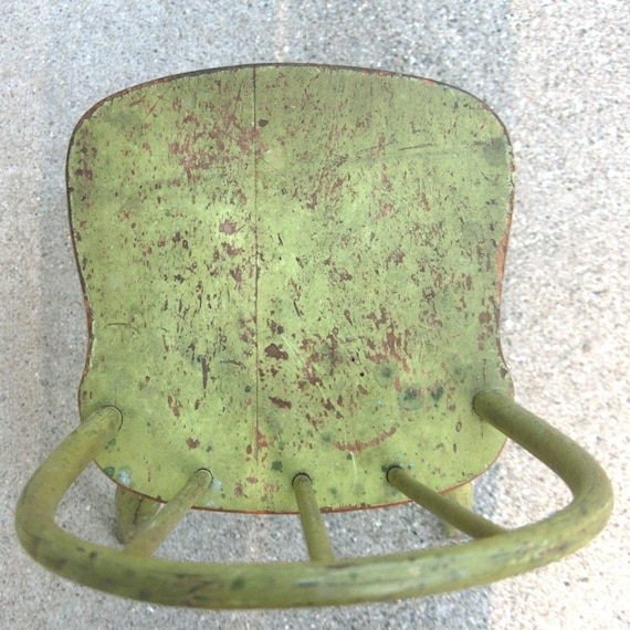 Old Childs Chair