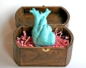 Anatomical Heart Cast the perfect Valentines Day Gift