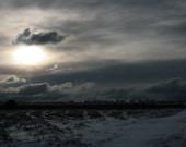 Winter Moring Sunrise
