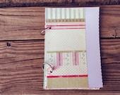 Mixte papier Journal - violet clair