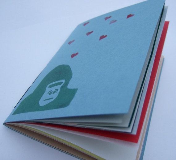 gorilla love notebook