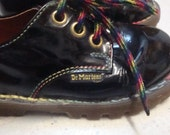 Sale. Toddlers Black patened leather size 7 Dr.Martens