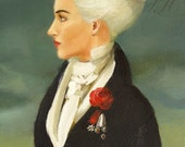 Portrait- Orlando- Art Print