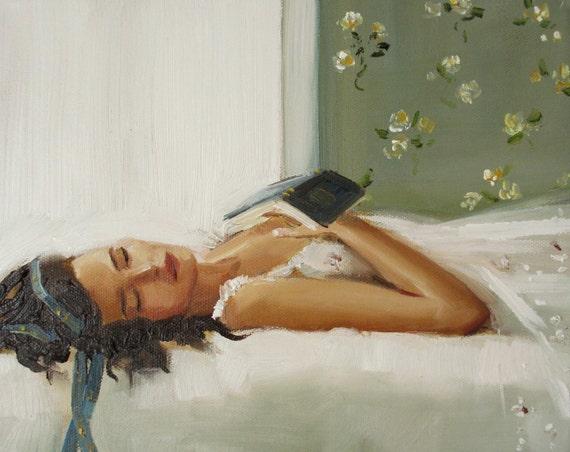 Beauty Sleeps- Open Edition Print