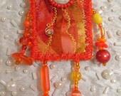 Scrappie Goddess - Orange