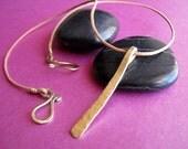 Gypsy Spirit - a handcrafted pendant choker