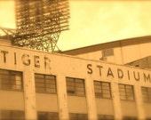 Detroit Tigers Stadium - 5x7 Print