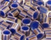 "Handmade Murrini Chips COE 104 For Lampwork Artists ""Parisian"" by Solaris Beads MB20"