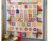 Berry Fun Row By Row Quilt PDF