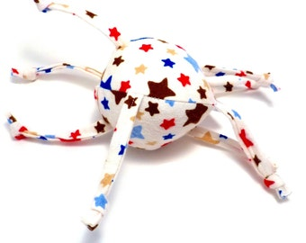 Unique Baby toy Star Spangled ZadyMini - Red, White and Blue