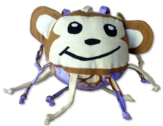 BLACK FRIDAY SALE - Bunky the Spider Monkey - ZadyBall(TM)