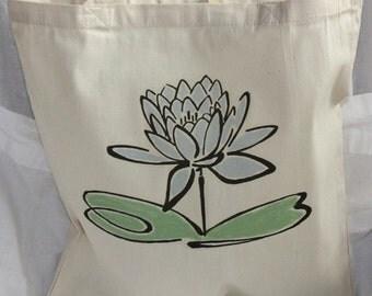 Lotus Tote