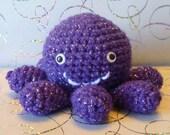 Emma Sparkle Octopus Amigurumi